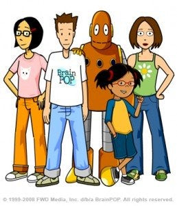 BrainPOP for engaging learning, U.S.