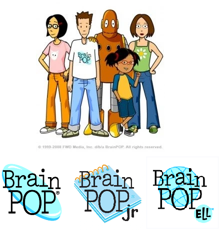 BrainPOP for all subjects, U.S.