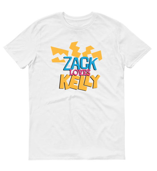 Zack Loves Kelly