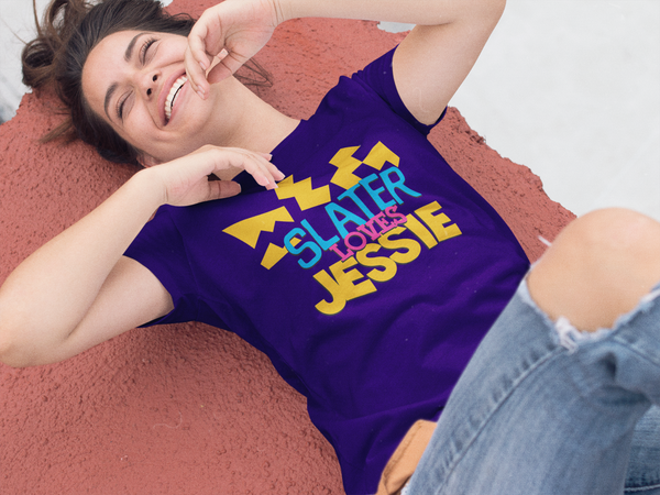 Slater Loves Jessie