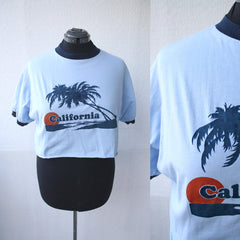 California Dreaming Crop Top