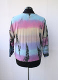 70s Tie Dye Long Sleeve Shirt