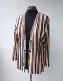 South Western Stripe Blazer