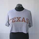 Texas Crop Top