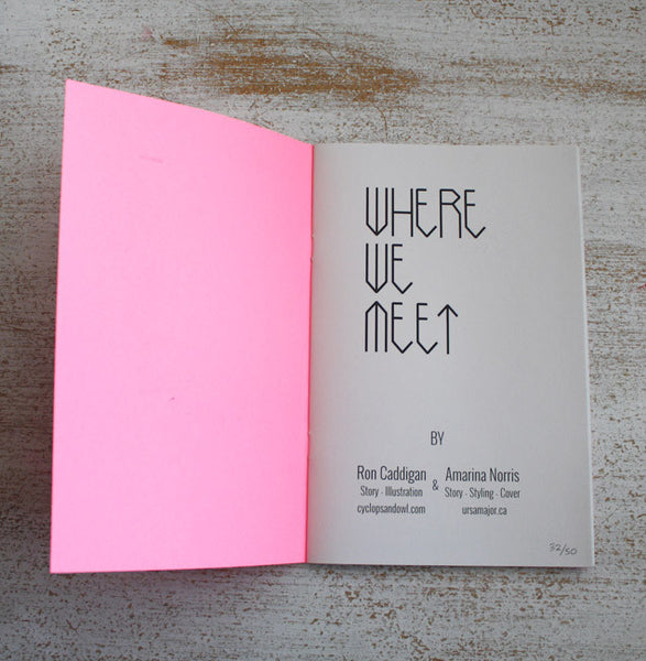 Where We Meet <br> Issue #1
