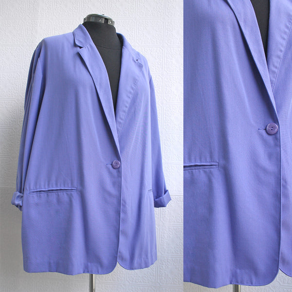 Orchid Power Blazer