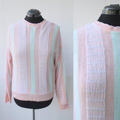 Sweet Peach Sweater