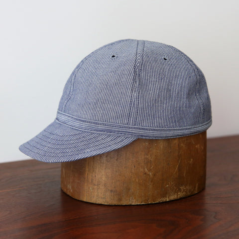 Mechanic - Pinstripe Chambray (PREORDER)