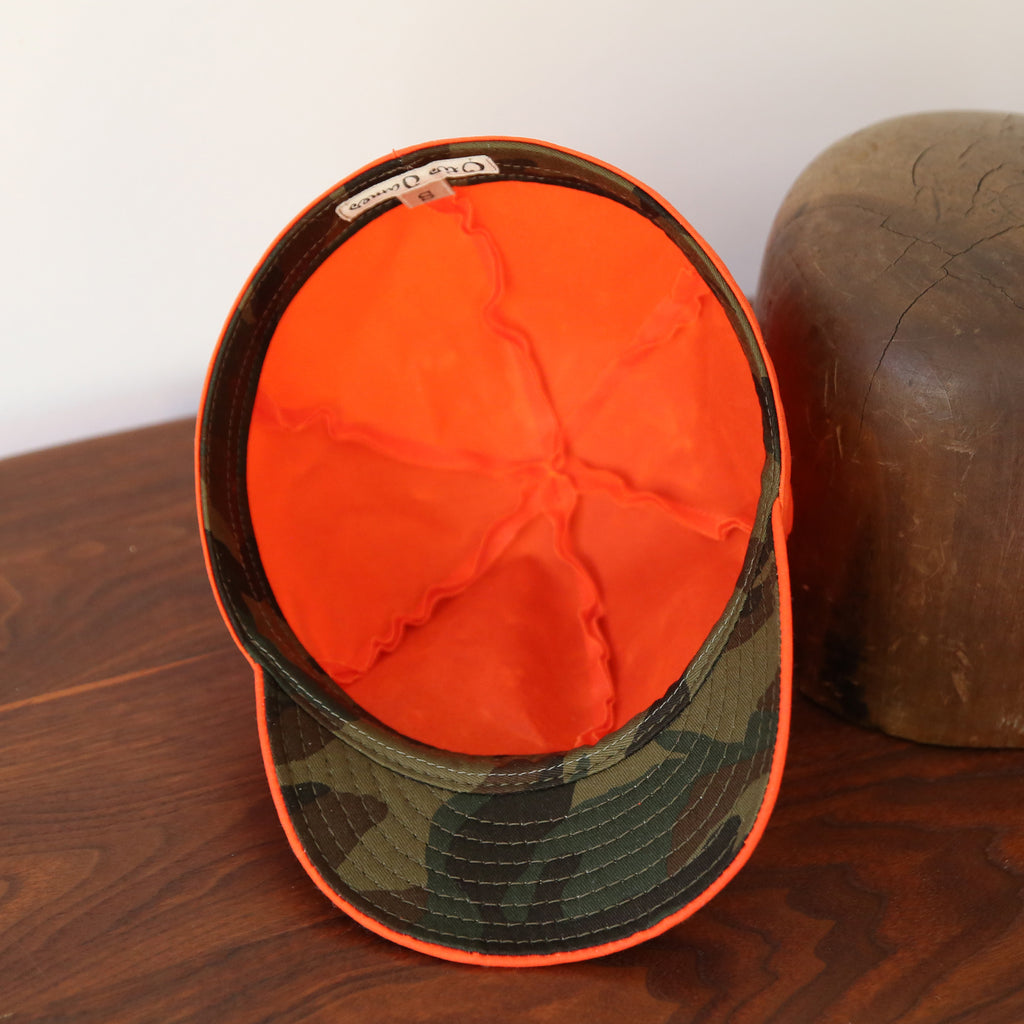Small Batch - Hunter's Orange Camper