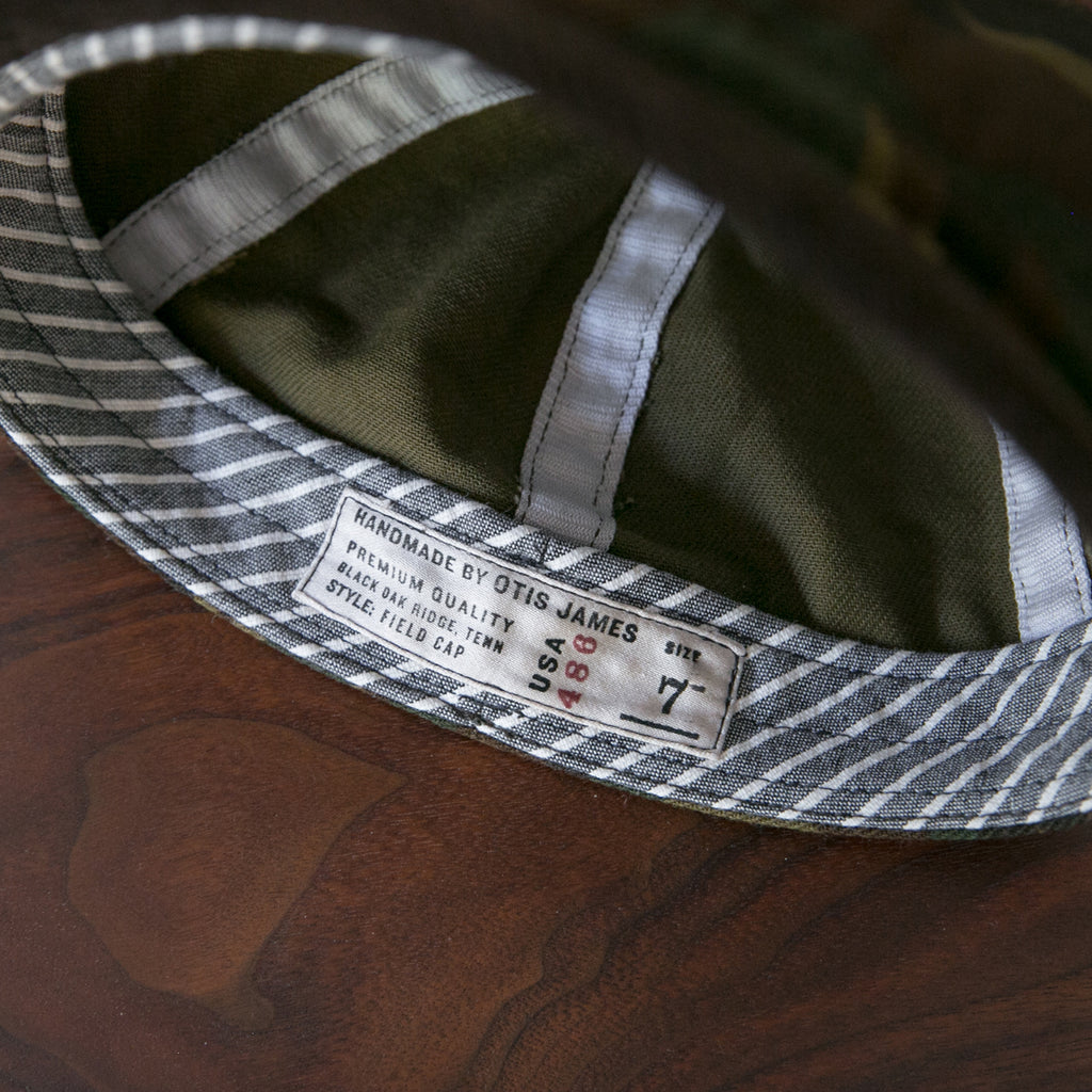 Small Batch - Camo Field Cap