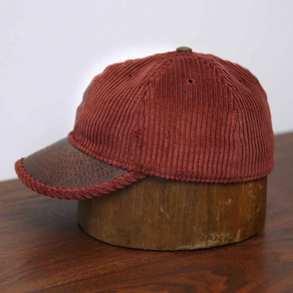 Small Batch - Red Corduroy Fielder
