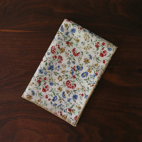 Small Batch - Floral Pocket Square