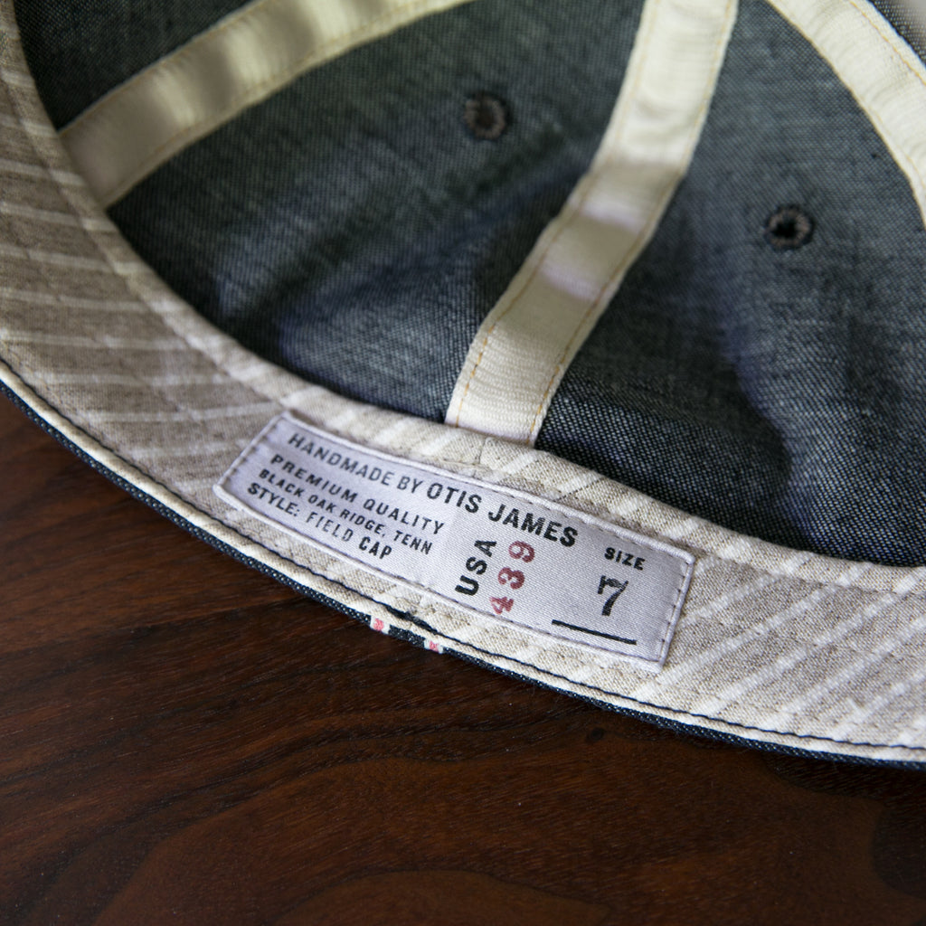 Small Batch - Selvedge Field Cap