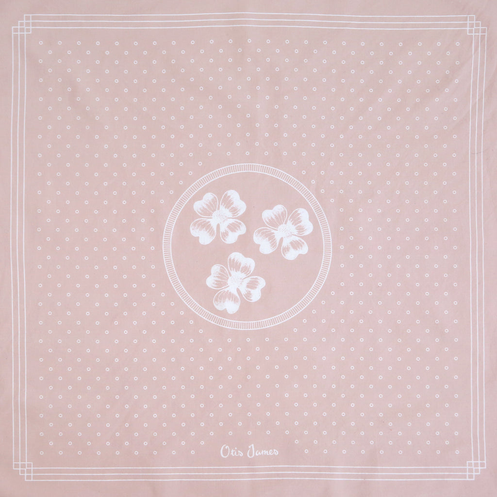Dogwood Dots - Soft Pink