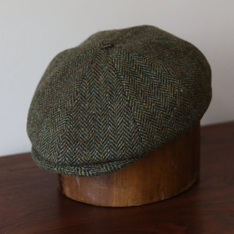MTO Turista - Green Donegal Tweed