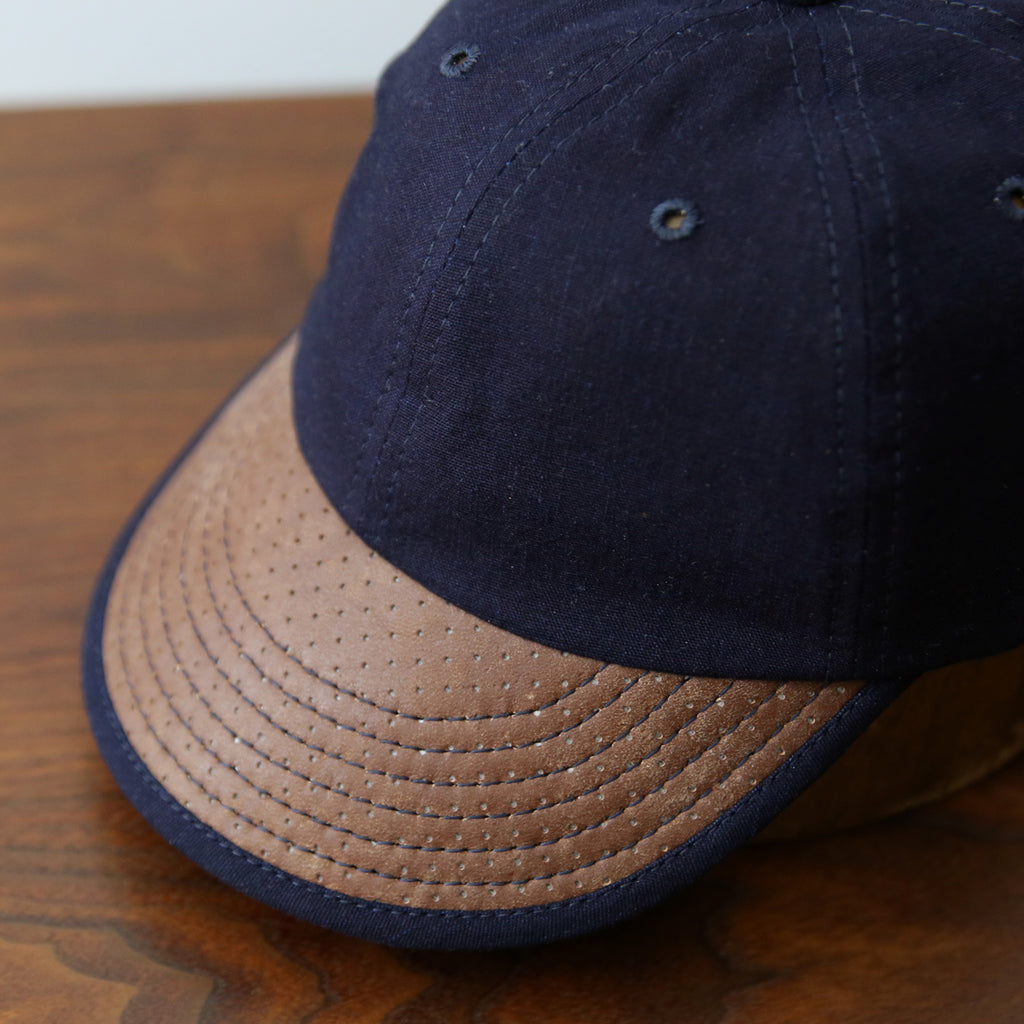 Small Batch - Indigo Canvas Padre