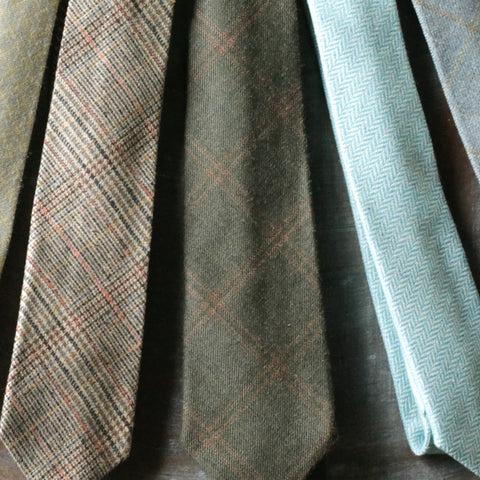 Necktie Samples - $55
