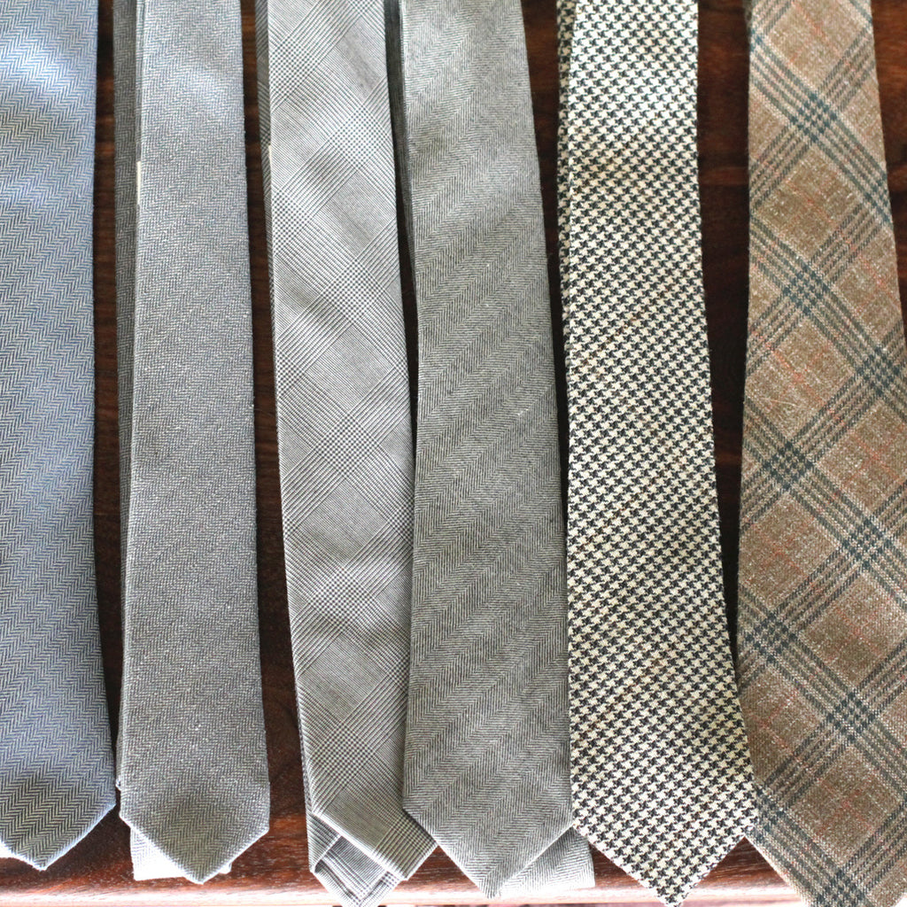 Necktie Samples - $75
