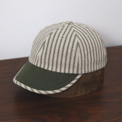 Small Batch - Ticking Stripe Padre