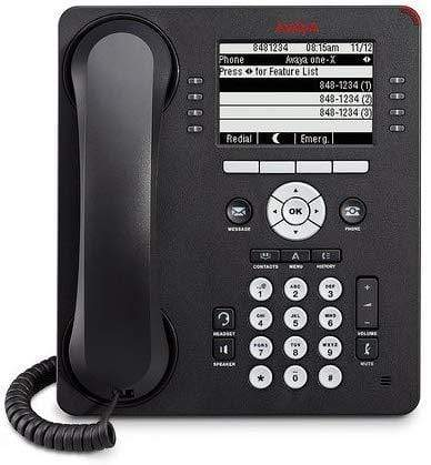 Triton Datacom Online Phones - Avaya Avaya IP Phone 9608 - 700480585 Refurbished