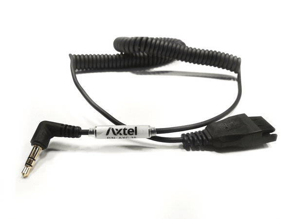 Axtel Headset Axtel - AXC-35 3.5 mm Headset Adapter