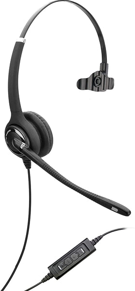 Axtel Headset Axtel Elite Hdvoice MS Noise Cancelling Mono Headset USB Connection - AXH-EHDMSM