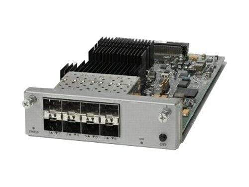 Cisco Switches Cisco 10 Gigabit Ethernet Module for 4500X - C4KX-NM-8SFP+ Refurbished