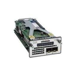Cisco Switches Cisco 10 Gigabit Ethernet Services Module for 3750X 3560X - C3KX-SM-10G