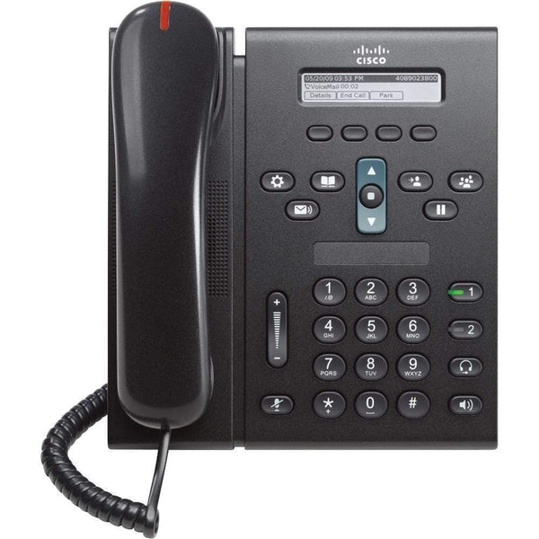 Cisco Phones - Cisco Cisco 6921 Unified IP Phone - CP-6921-C-K9