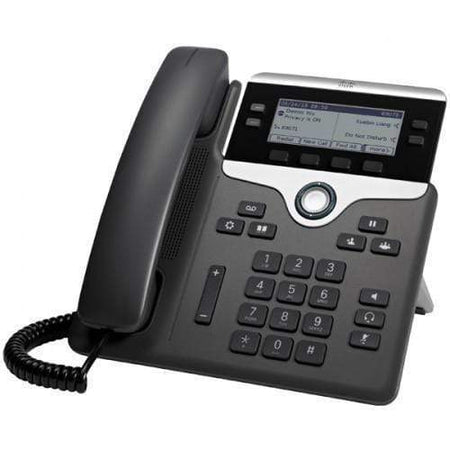 Cisco Phones - Cisco Cisco 7841 Gigabit IP Phone 3rd Party Call Control - CP-7841-3PCC-K9 Refurbished