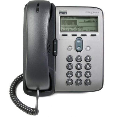 Cisco Phones - Cisco Refurbished Cisco 7906 G IP Phone - CP-7906G