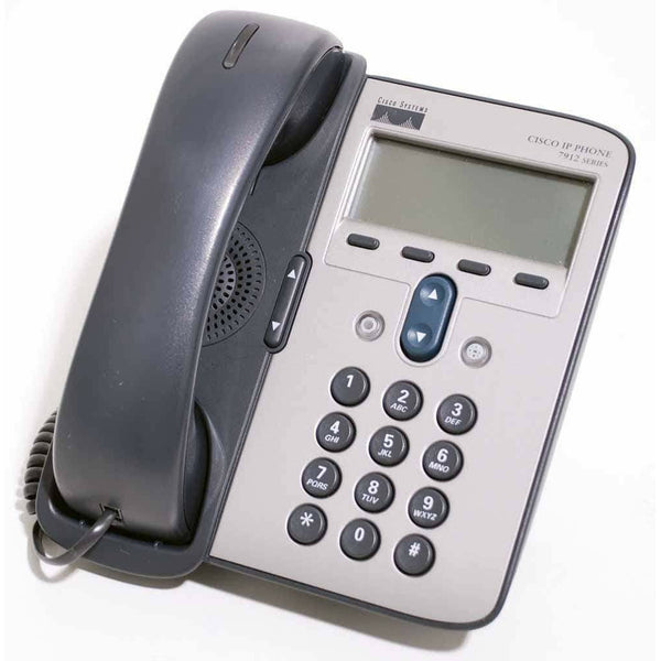 Cisco Phones - Cisco Cisco 7912 G IP Phone - CP-7912G