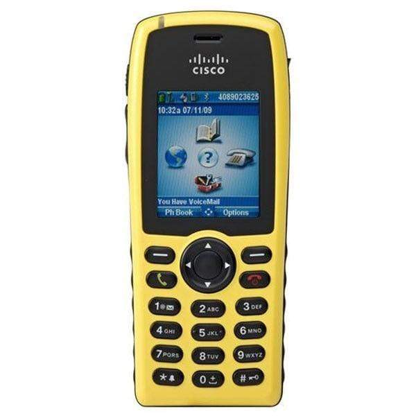 Cisco Phones - Cisco New Cisco 7925 G EX Unified Wireless IP Phone - CP-7925G-EX-K9 - Refurbished