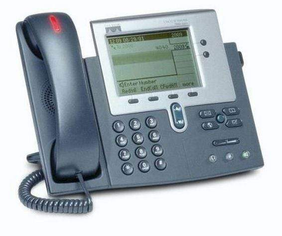 Cisco Phones - Cisco SCCP PoE Cisco 7940 G IP Phone - CP-7940G