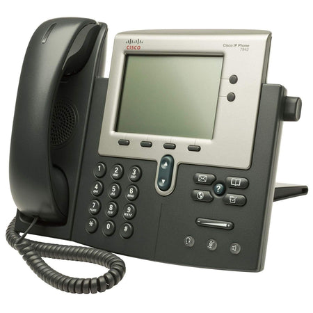 Cisco Phones - Cisco Cisco 7942 G IP Phone - CP-7942G