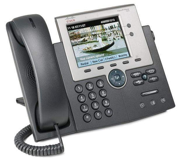 Cisco Phones - Cisco Cisco 7945 G Gigabit IP Phone - CP-7945G