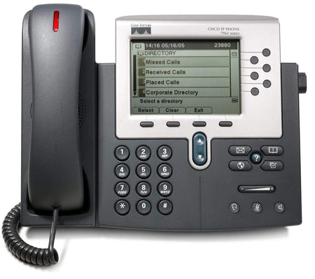 Cisco 7961 G IP Phone - CP-7961G New