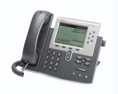 Cisco Phones - Cisco Cisco 7962 G IP Phone - CP-7962G