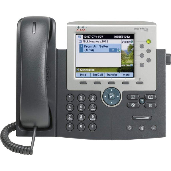 Cisco Phones - Cisco Cisco 7965 G Gigabit IP Phone - CP-7965G