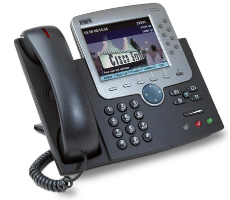 Cisco Phones - Cisco Cisco 7971 G Gigabit IP Phone - CP-7971G-GE