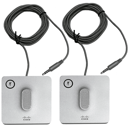 Cisco Phone Accessories Cisco 8832 Wired Mic Kit Set - CP-8832-MIC-WIRED