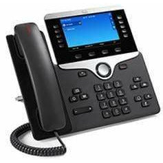 Cisco Phones - Cisco New Cisco 8841 Gigabit IP Phone 3rd Party Call Control - CP-8841-3PCC-K9