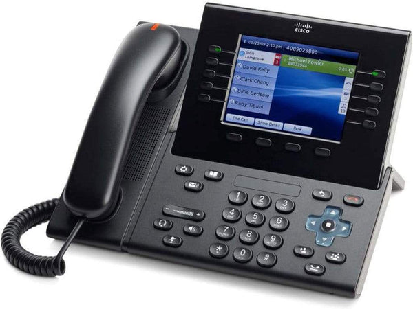 Cisco Phones - Cisco Cisco 8961 Gigabit IP Phone - CP-8961-C-K9