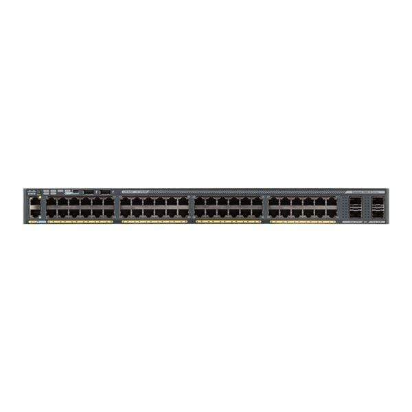 Cisco Switches Refurbished Cisco Catalyst 2960X 48 Port Switch - WS-C2960X-48TS-L Refurbished