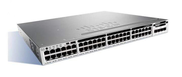 Cisco Switches Cisco Catalyst C3850 48 Port Gigabit Switch - WS-C3850-48T-S New
