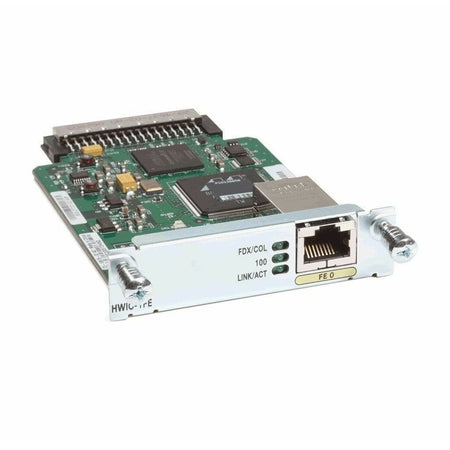 Cisco Cisco Router Modules Cisco Module HWIC-1FE