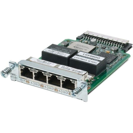 Cisco Cisco Router Modules Cisco Module HWIC-4T1/E1