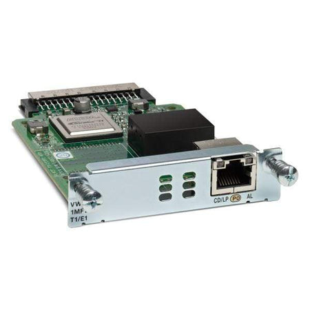 Used CISCO NM-HD-2V High Density Voice//Fax Network Carrier Modul  1 YEAR WARRANT