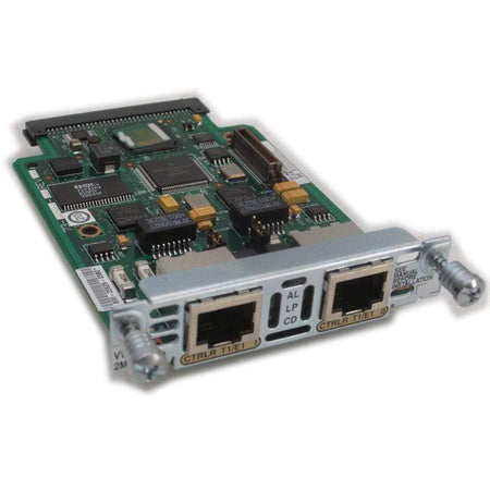Cisco Cisco Router Modules Cisco Module VWIC2-2MFT-T1/E1