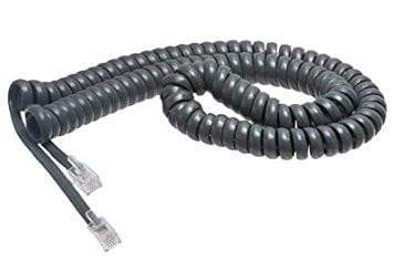 Cisco Phone Accessories 6ft Cisco Replacement Curly Cord Grey 6ft - CP-CORD=